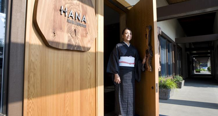 Hana Japanese Restaurant Is Pet Friendly