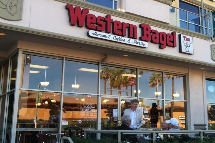 Pet Friendly Western City Bagel