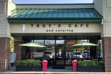 Pet Friendly Troy's Cafe