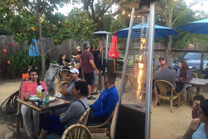 Pet Friendly Rumba's Cuban Cafe