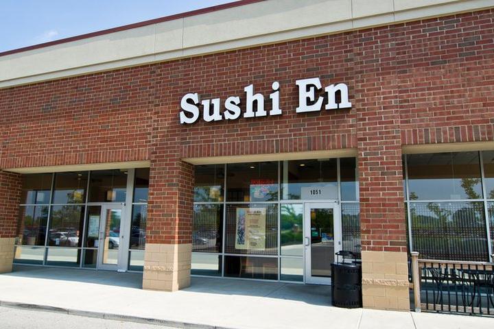 Pet Friendly Sushi En