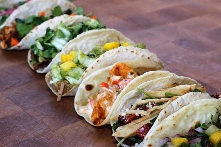 Pet Friendly 180 Street Tacos and Global Street Eats