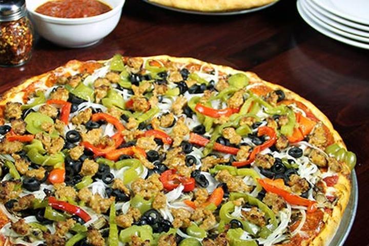 Pet Friendly Jo Jo's Pizza