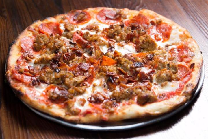 Pet Friendly Craftsman Wood Fired Pizza