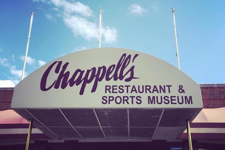 Pet Friendly Chappell's Restaurant & Sports Museum