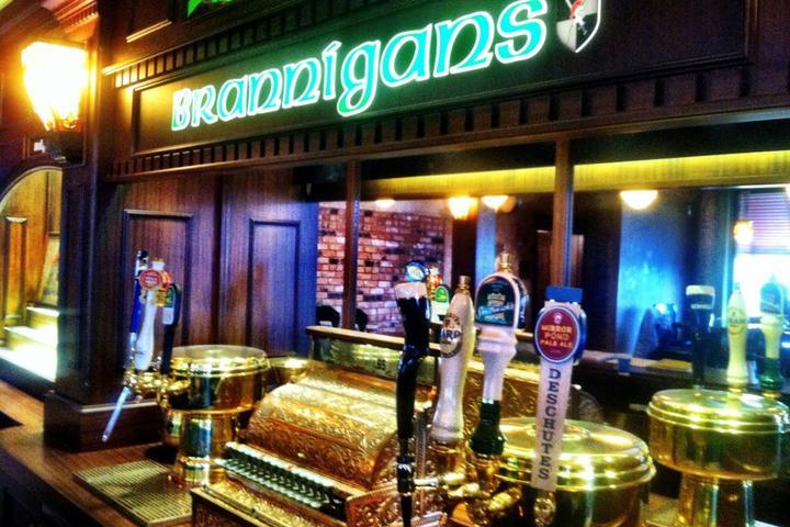 Pet Friendly Brannigan's Irish Pub