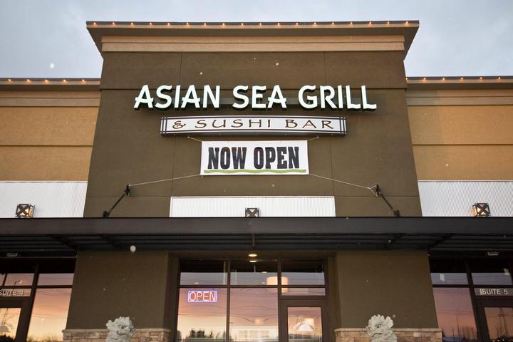 Pet Friendly Asian Sea Grill
