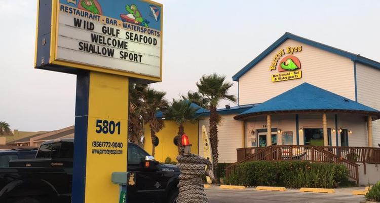 Parrot Eyes Restaurant Bar Water Sports Is Pet Friendly