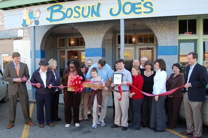 Pet Friendly Bosun Joe's