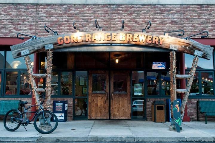 Pet Friendly Gore Range Brewery