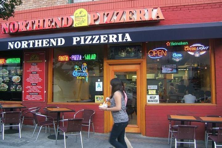 Pet Friendly North End Pizzeria