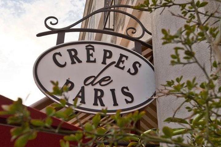 Pet Friendly Crepes de Paris