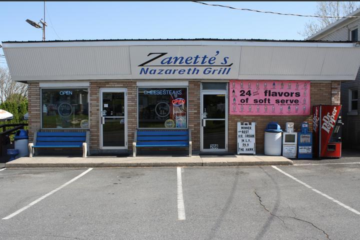 Pet Friendly Zanette's Grill