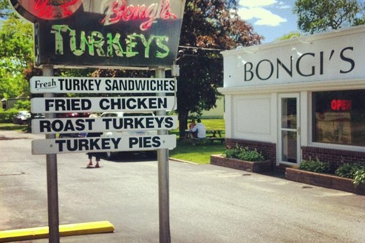 Pet Friendly Bongi's Turkey Roost