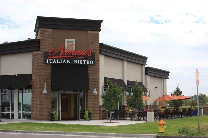 Pet Friendly Nonna's Italian Bistro Market & Deli