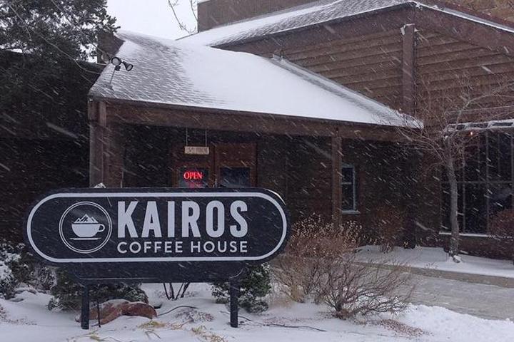 Pet Friendly Kairos Coffee House