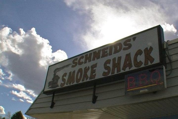 Pet Friendly Schneids' Smoke Shack