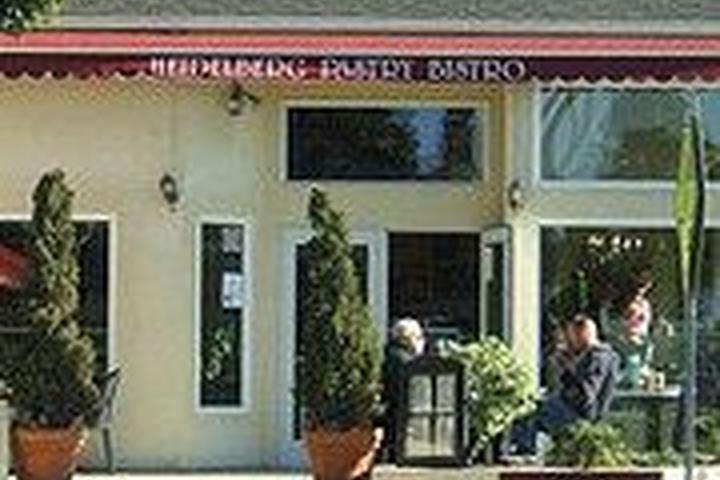 Pet Friendly Heidelberg Cafe and Bistro