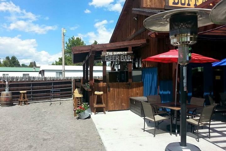 Pet Friendly The Buffalo Bar