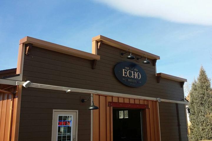 Pet Friendly Echo Brewpub & Pizzeria