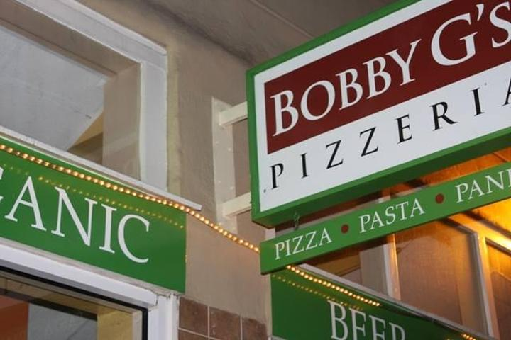 Pet Friendly Bobby G's Pizzeria