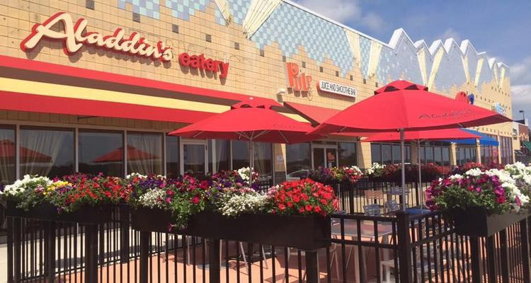 Aladdin S Eatery Is Pet Friendly