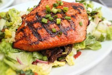 Pet Friendly California Fish Grill
