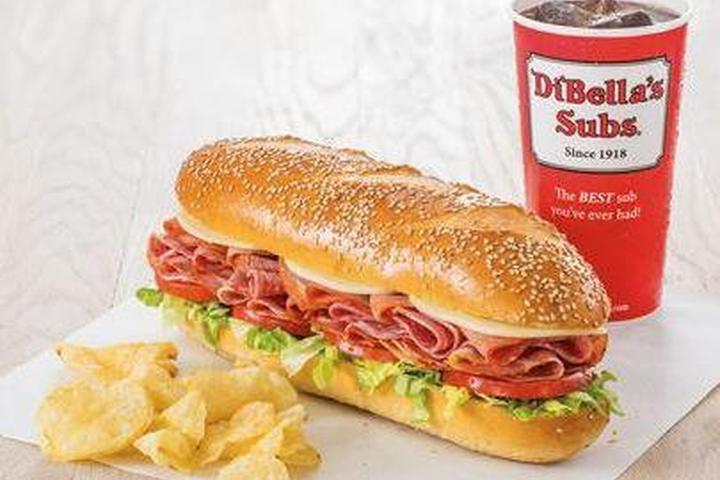 Pet Friendly Dibella's Old Fashioned Subs