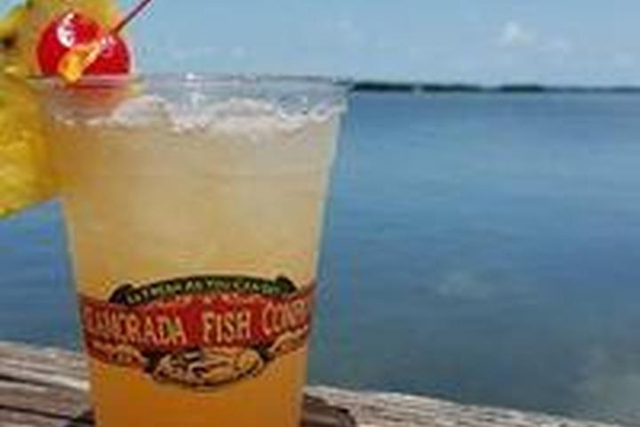 Pet Friendly Islamorada Fish Company