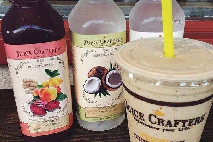 Pet Friendly Juice Crafters