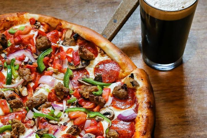 Pet Friendly Oggi's Pizza & Brewing Company