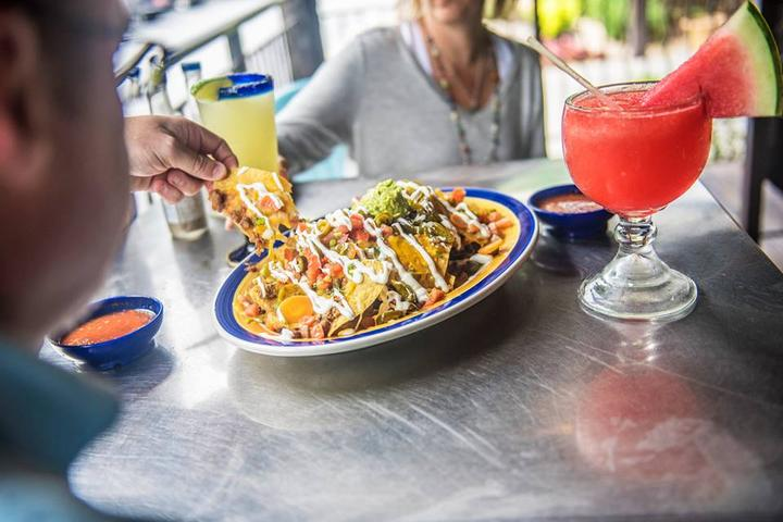 Pet Friendly On the Border Mexican Grill & Cantina