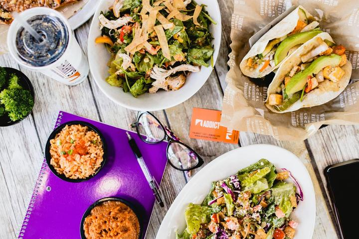 Pet Friendly Sharky's Woodfired Mexican Grill