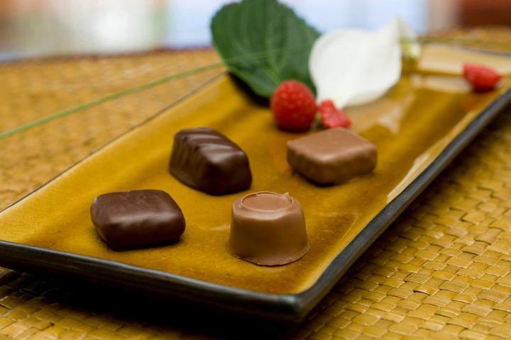 Pet Friendly Teuscher Chocolates of Switzerland