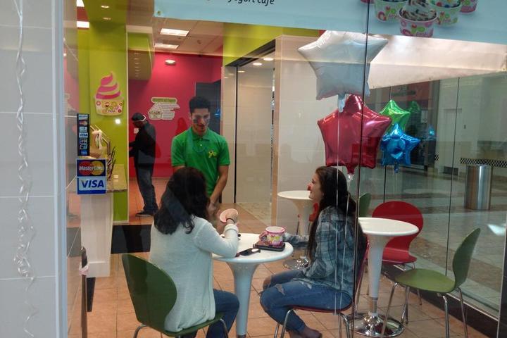 Pet Friendly Yofresh Yogurt Cafe